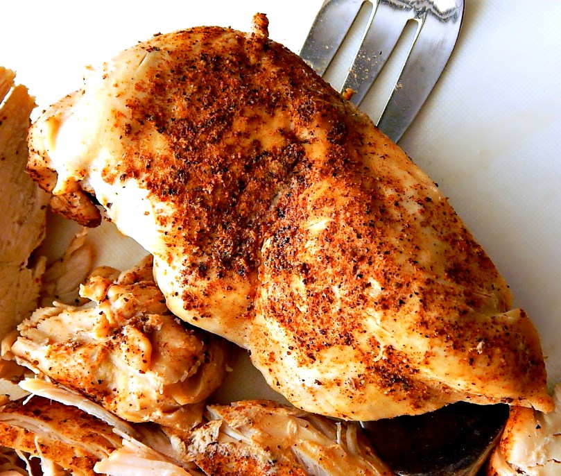 Perfectly Cooked Instant Pot Chicken - large batch for meal prep