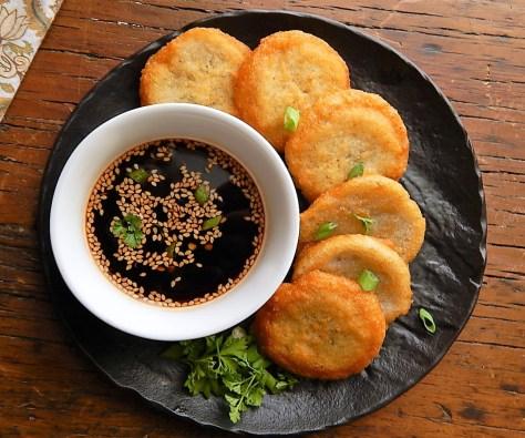 Korean Pancakes, Gamjajeon 감자전