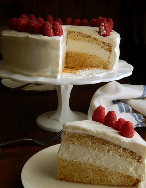 Caffe Latte's Tres Leches Cake 6