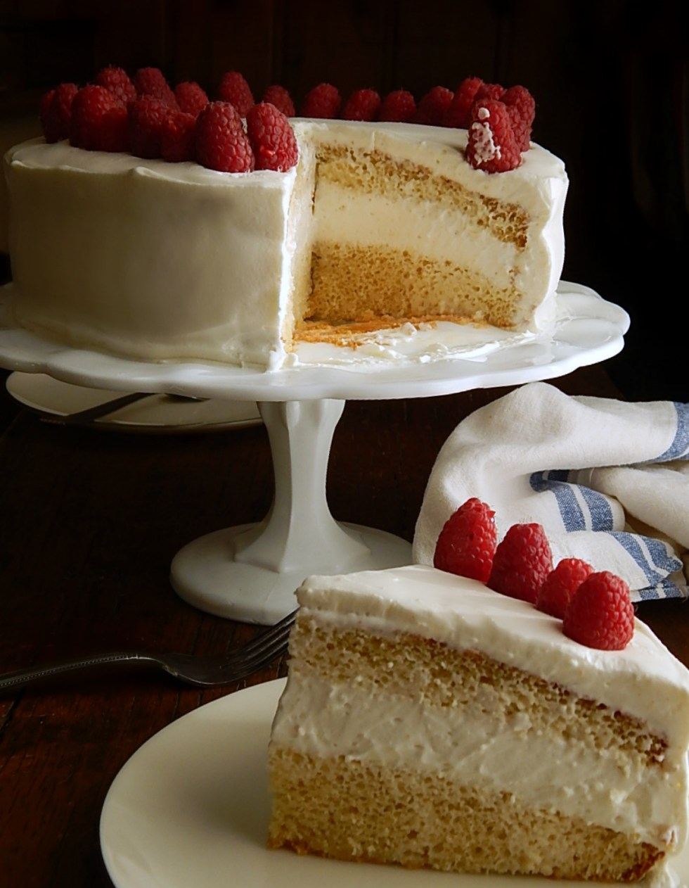 Caffe Lattes Tres Leches Cake 6