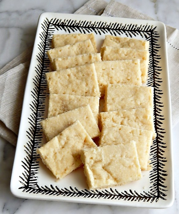 Classic Scottish Shortbread Frugal Hausfrau