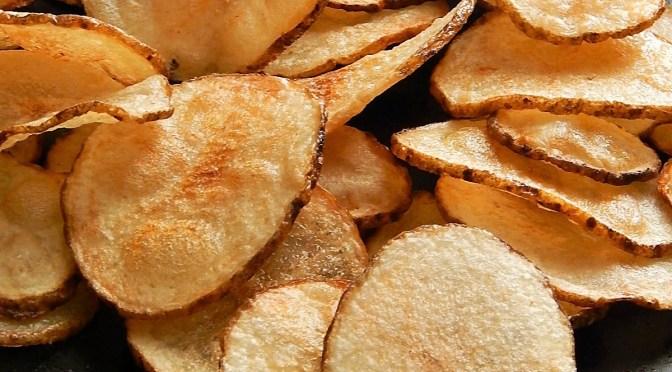 Best Homemade Potato Chips