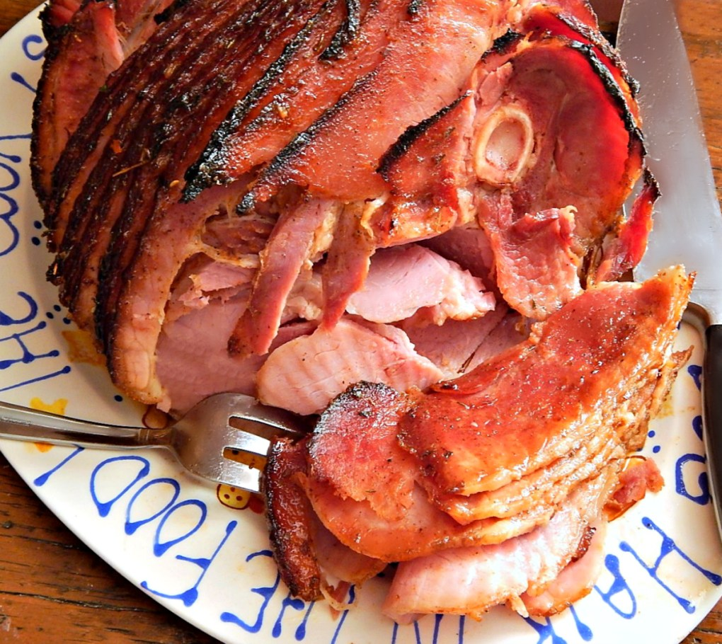 Honey Glazed Cajun Spiced Ham
