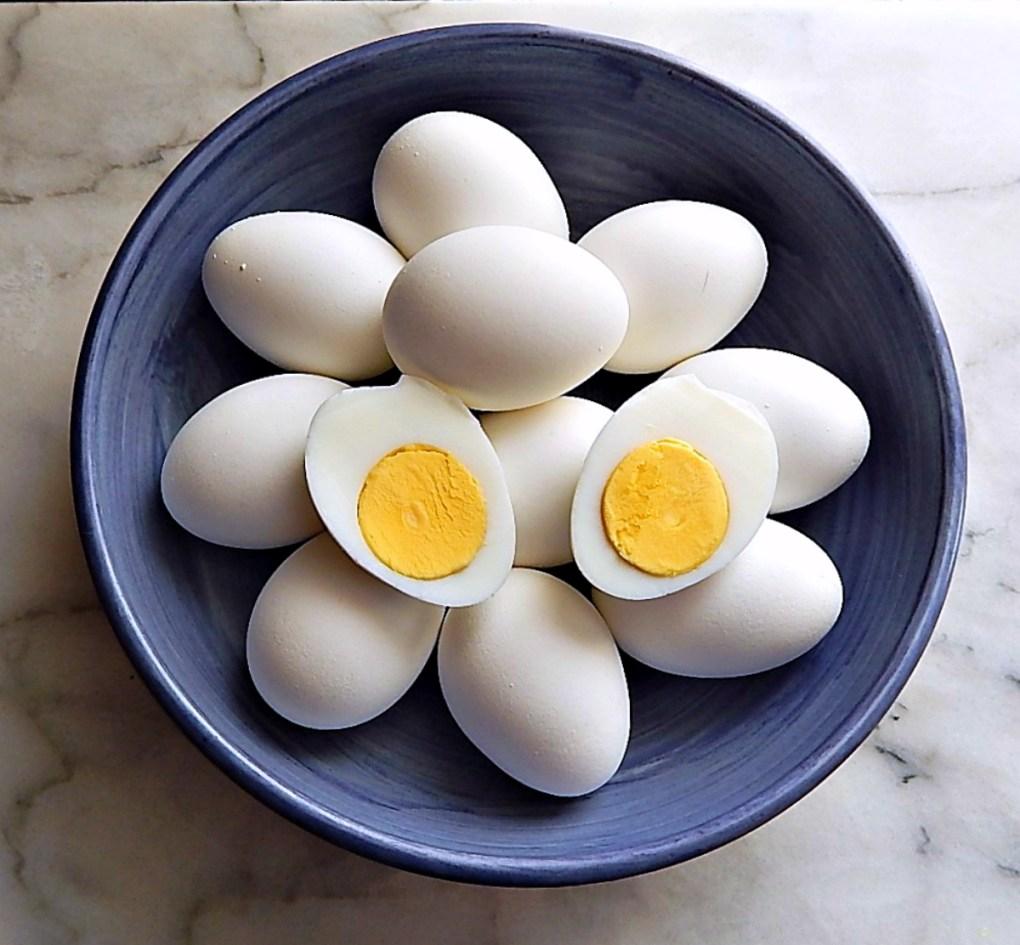 a Dozen Instant Pot Hard Boiled Eggs