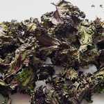 Oven-Dried Kale