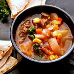 Shortcut Caldo de Res Mexican Beef Soup