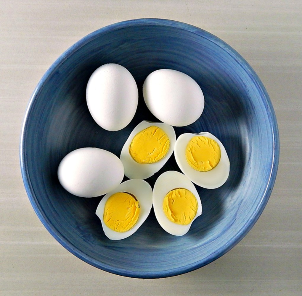 Best Basic Hard Boiled Eggs