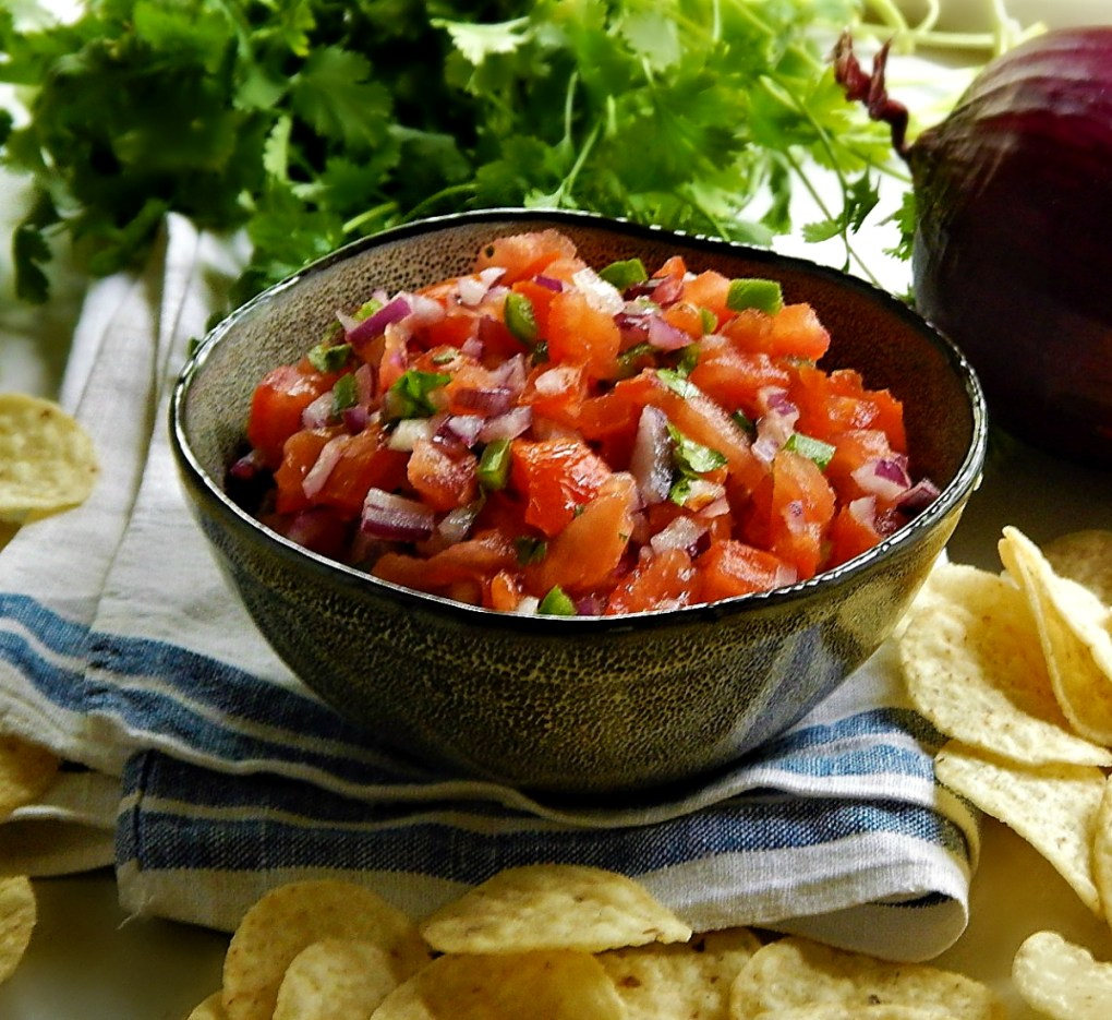 Chipotles Classic Pico de Gallo Salsa
