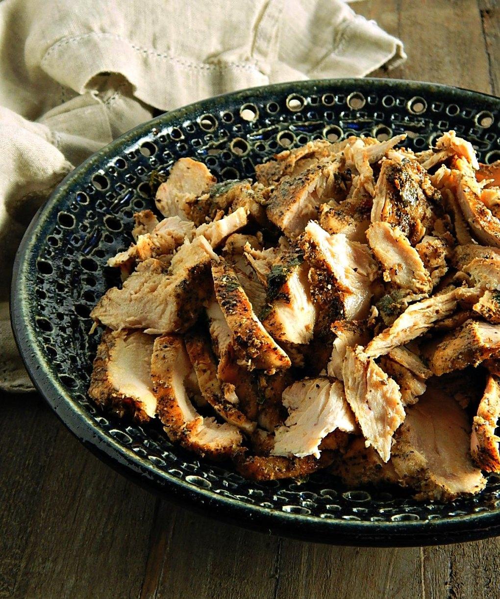 Home Style Chicken Shawarma