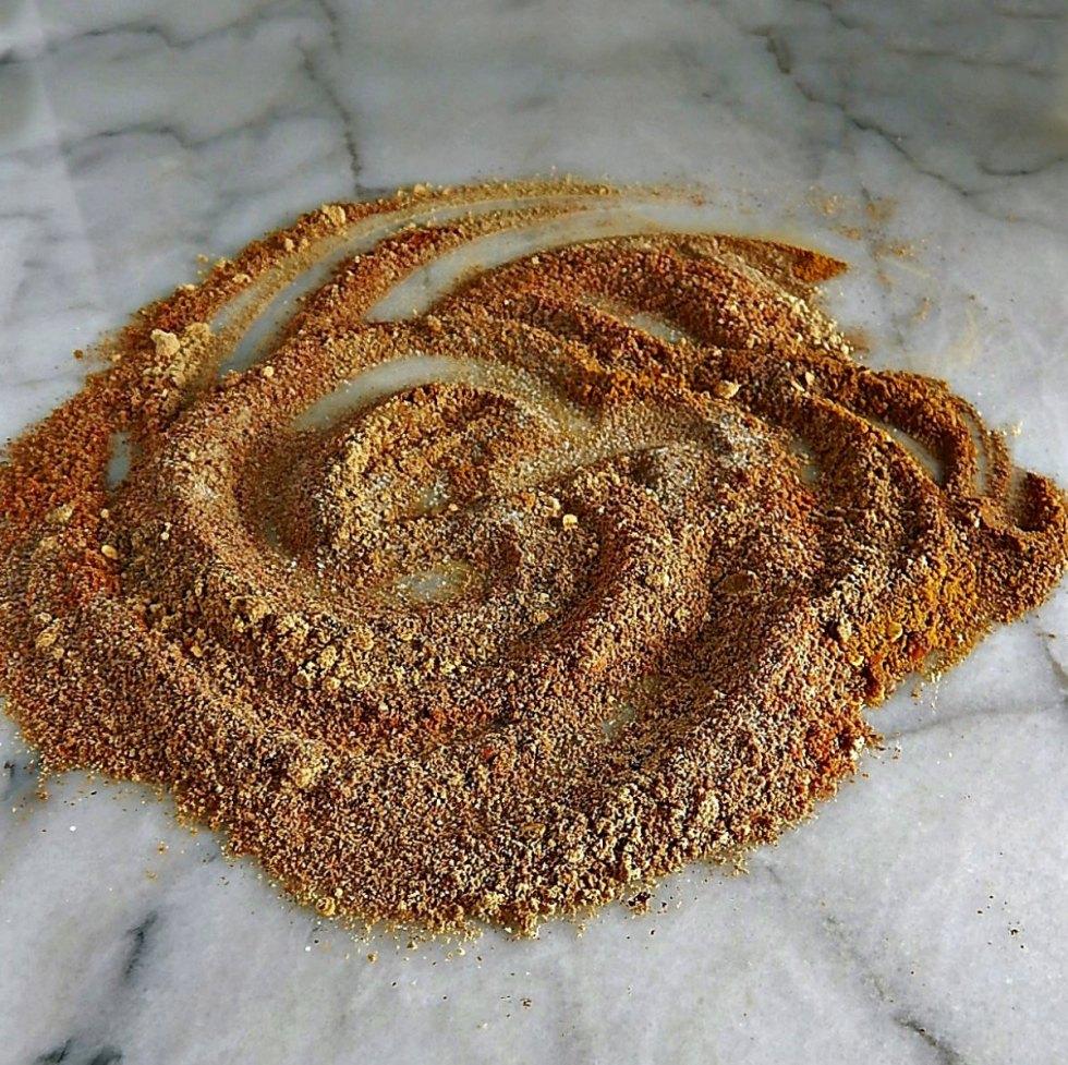 Homemade Ras El Hanout