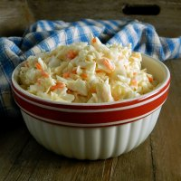 Kentucky Fried Chicken Coleslaw Copycat