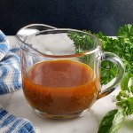 Sun Dried-Tomato Vinaigrette