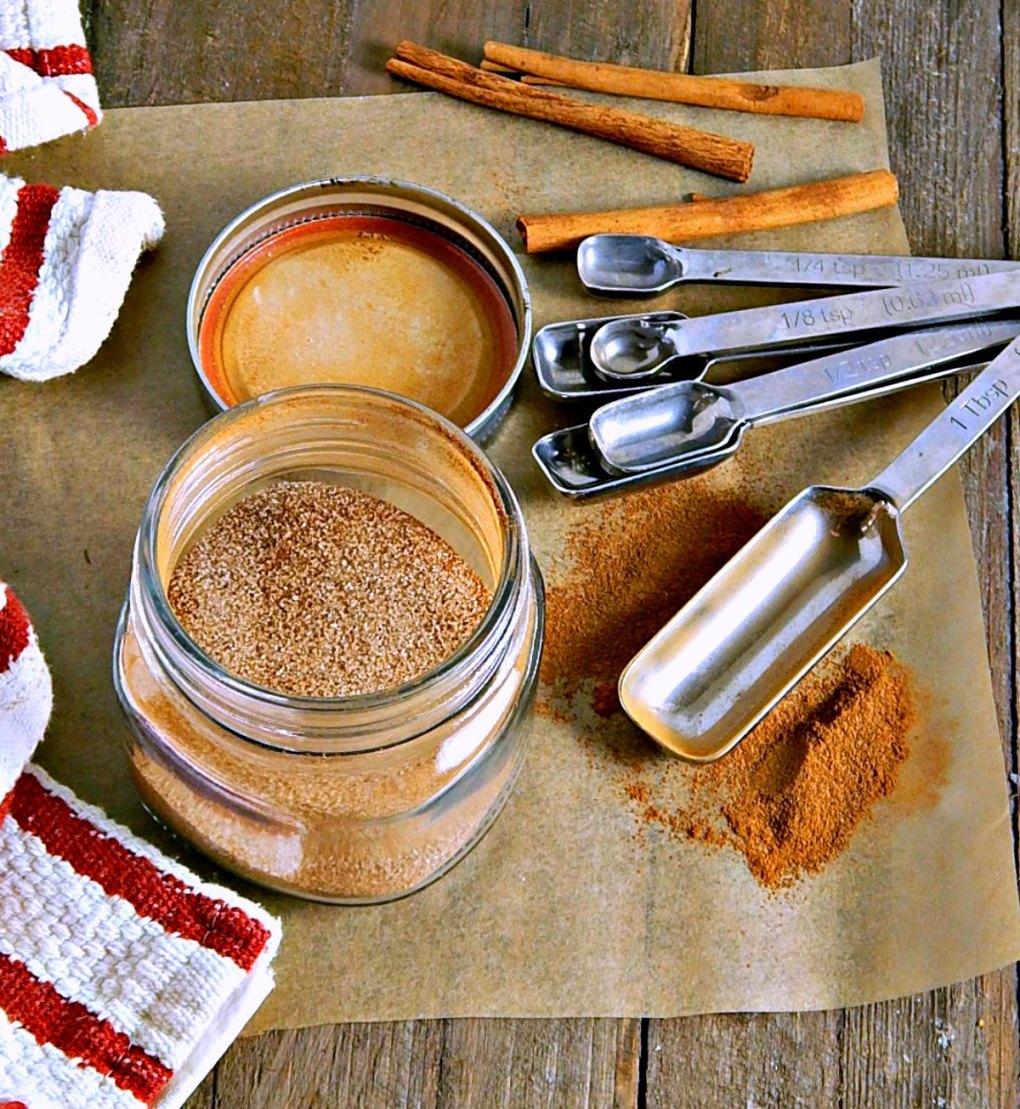 Homemade Cinnamon Sugar