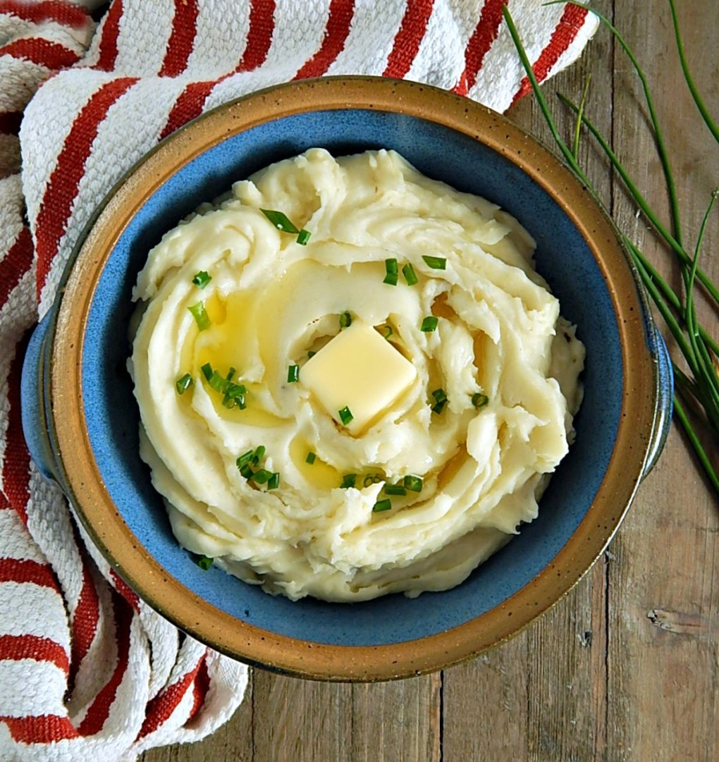 Best Company Mashed Potatoes