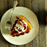 Martin Sheen's Pumpkin Cheesecake