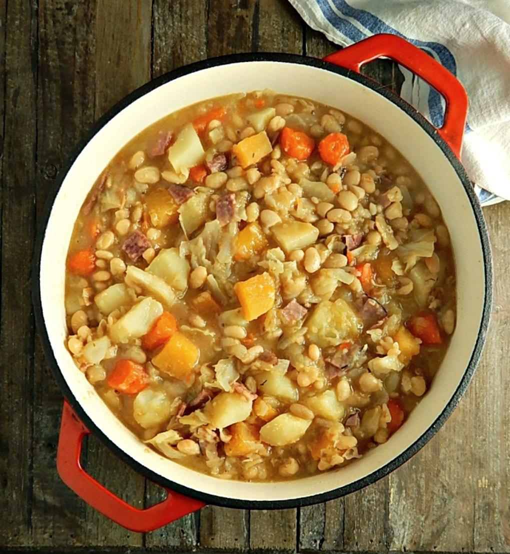 Gabure French Bean Stew