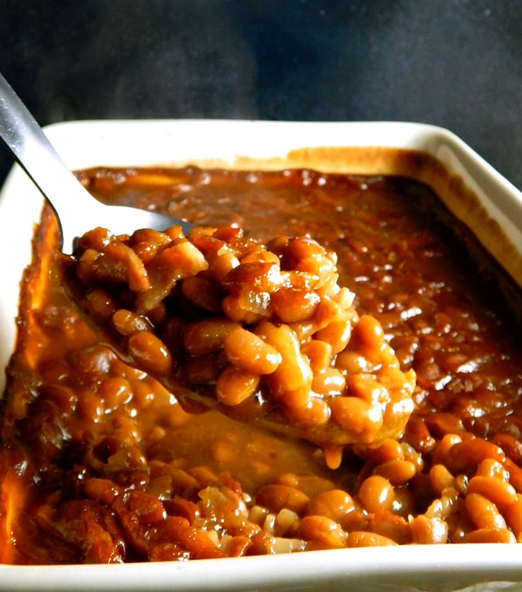 Doctoring Canned Baked Beans