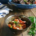 Brazilian Vinegar Tomato Salad