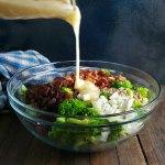 Classic Crazy Broccoli Salad