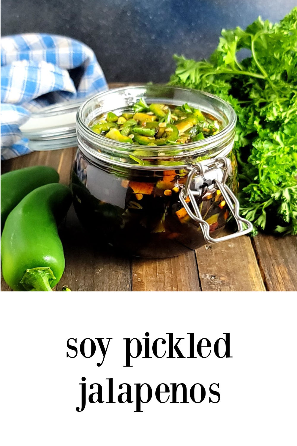 pin Soy Pickled Jalapenos