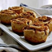 Cinnamon Swirl Ragamuffins