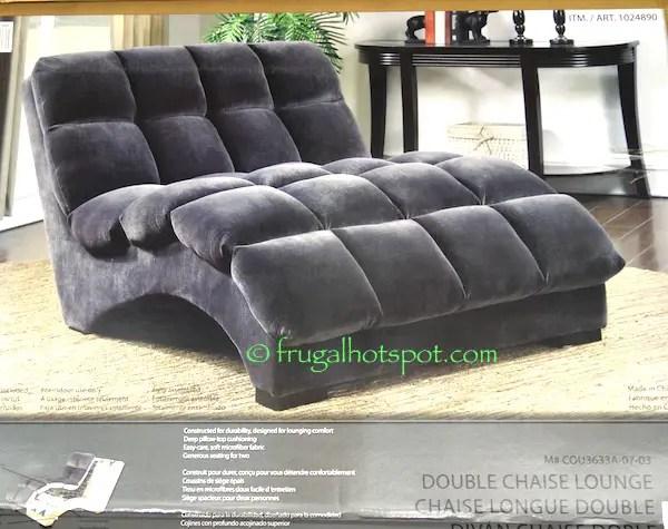 Costco: Bainbridge Double Chaise Lounge $349.99