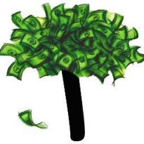 Frugaling Icon Tree Website Logo