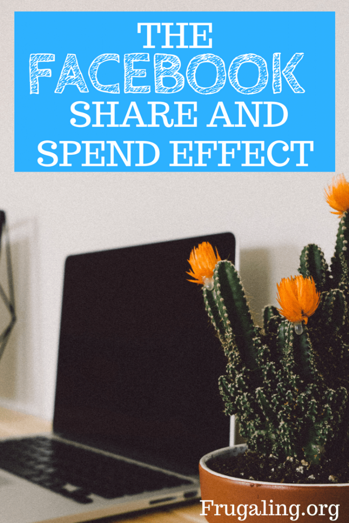The Facebook Share And Spend Effect