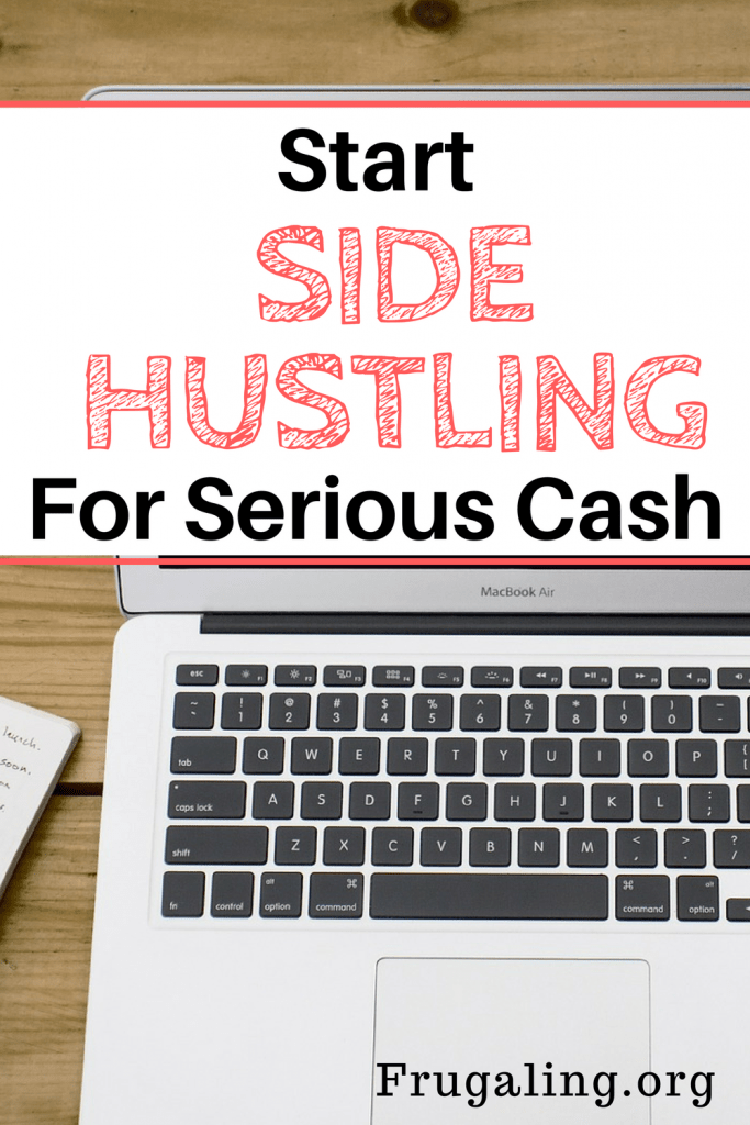 Start Side Hustling For Serious Cash. These tips are realy helpful to me by working on the side, I gain the freedom to pursue other interests!
