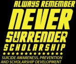 Always Remember Never Surrender Scholarship Endowment