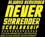 Always Remember Never Surrender Scholarship Endowment