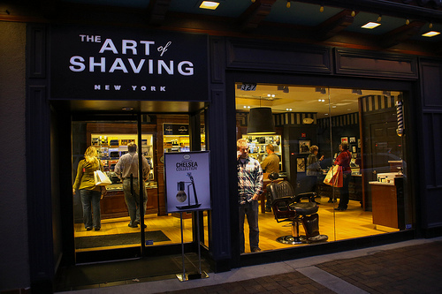 Art of Shaving Boutique Grooming Mistakes