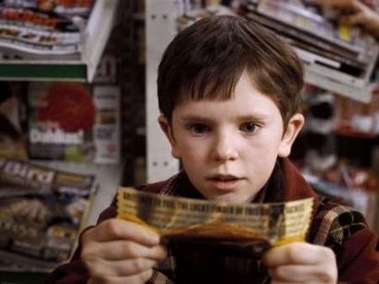 Golden Ticket Charlie Tax Write Off Deduction 1098-E