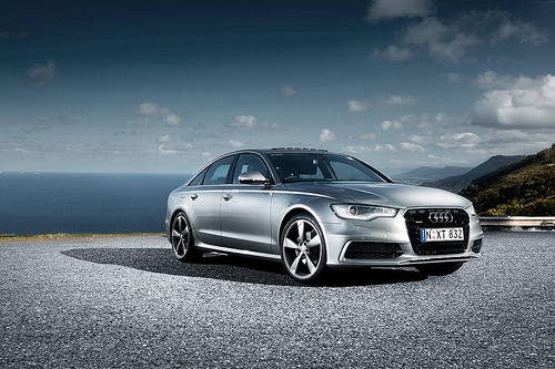 Audi Luxury Car Vehicle Purchase Paradox