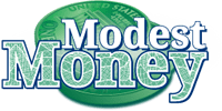 Modest Money Logo Financial Site