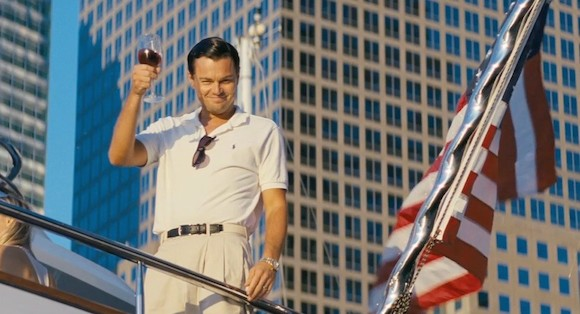 The Wolf Of Wall Street Movie Film
