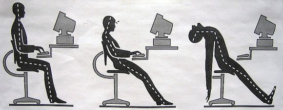 workweek posture picture