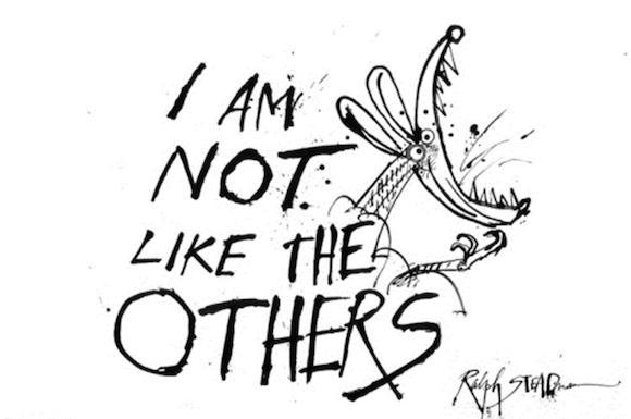 Ralph Steadman Art Cartoonist