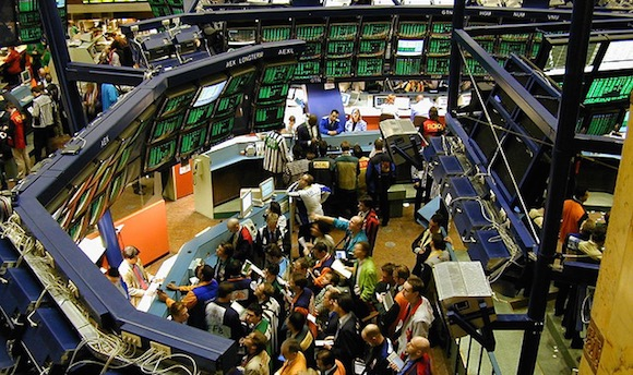 Stock Market Photo by Perpetual Tourist - Flickr