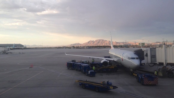 American Airlines Airport Las Vegas