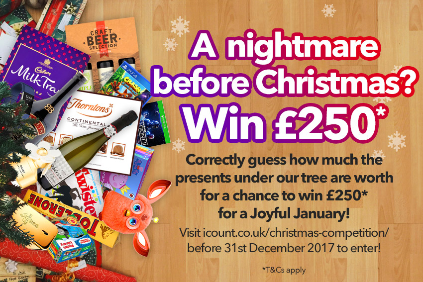 Are You Ready For Christmas And A 250 Competition Frugaling