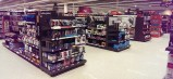 Krempel im Supermarkt