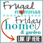 frugal mommas friday link