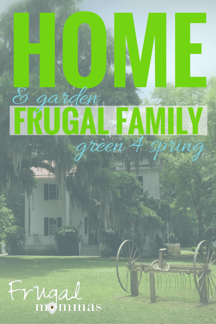 frugal family home linkup