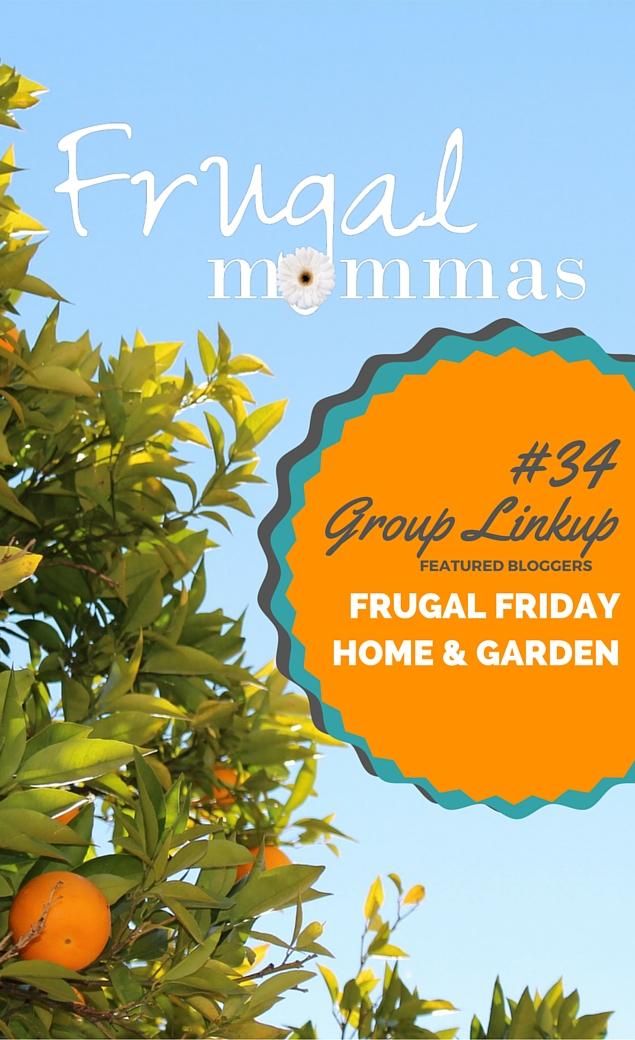 Frugal Friday Linkup Frugal Mommas