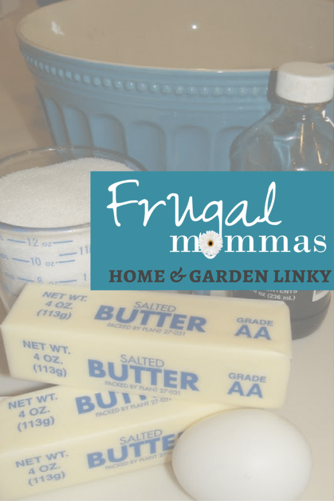 Family Home Garden - Frugal Mommas Home Linky 69