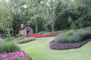 Victoria Gardens at Epcot