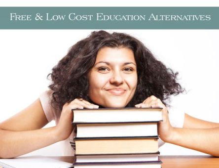 Free & Low Cost Education Alternatives