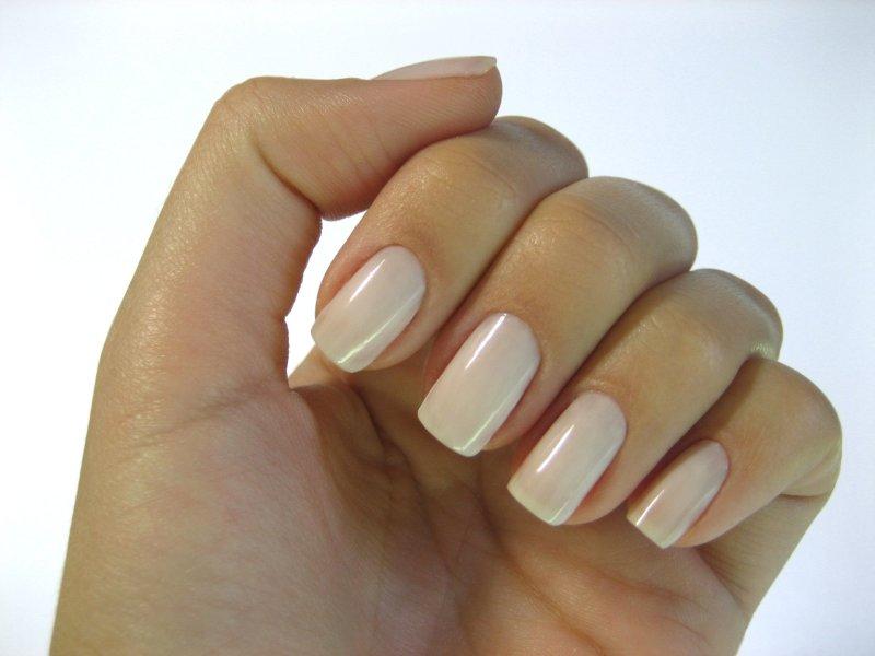 DIY: Natural Nail Manicure