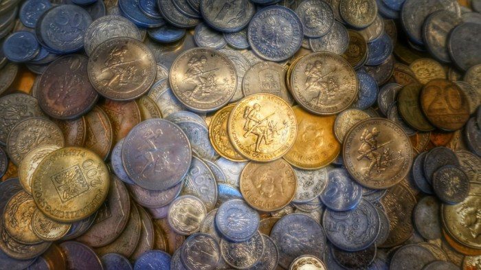 19th Century Polish coins in a mattress is *not* an investment policy statement